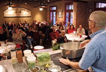 NOSOC Events & Classes / The New Orleans School of Cooking offers daily demonstrations classes, hands on class, and a variety of special events. Check them out!