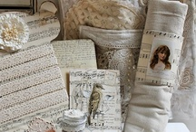 Vintage and shabby crafts and Diy / Vintage, French & shabby is my signature style. I use them as guidelines for decorating and craft & diy projects.