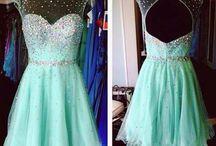 Farewell dresses
