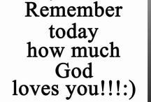 My God is good!!! / by Misty Kiser
