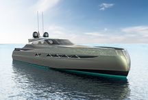 I.C. YACHT | 55' HT / The new I.C. YACHT 55' HT designed by Federico Fiorentino