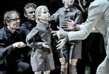 Teatro / Obras, escenografías e ideas para el teatro