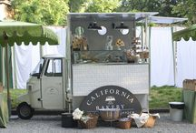 California Bee - Moving Bakery / Tiny, cute and delicious: our vintage-inspired food truck, California Bee, will spread good food around the city.