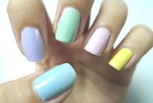 N A I L E D  I T / Nail colour ideas