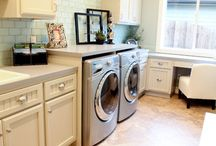 Laundry Rooms / by Debbie Martin-Edelman