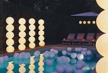 Wedding - backyard lighting