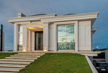 fachada neoclassica moderna