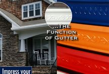 Gutter Art / You will get clear and excellent Ideas on Gutter.