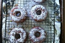 GF Doughnuts / by Lisa Rose @ Real Food Kosher