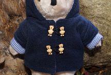 Bärenkleidung / Kleidung für Teddy und Bären