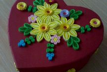 My quilling box 2.