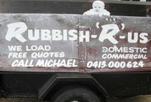 Rubbish Removals / We provide Rubbish removal services in Sydney and all near suburbs.