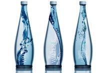 water bottle SHAPES
