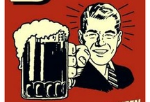 """German Bier On Tap / """"Beer makes you feel the way you ought to feel without beer."""" - Henry Lawson"""