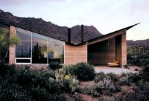 Architectural Rammed Earth Homes