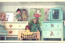 Dolls / by Wendy Schultz