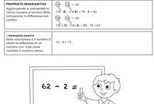 matematica terza elementare