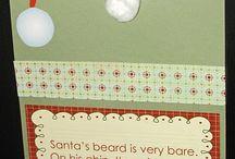 holiday crafts / by Sandy Palmer
