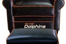Miami Dolphins / by Spring Kenworthy