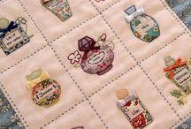 Parfume quilt