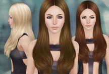 Coiffure Femme (Sims 3)