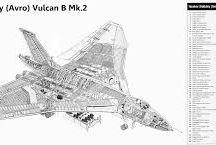 Avro Hawker Siddeley Vulcan