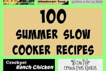 Crock pot recipes / Crock pot recipes