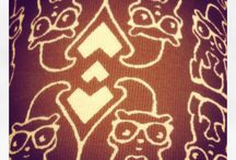 Cool, funky patterns  / Mind boggling