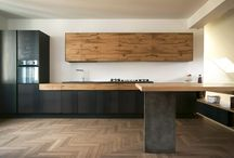 IRON MINE kitchen
