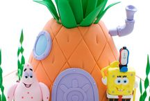 Spongebob bday / by Arlene Place