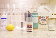 Cleaning and Domestic Stuff / by Erin Heintz