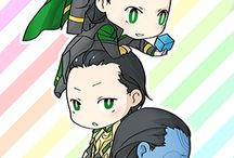 Loki ♥ / My fav bad guy. I do what I want!