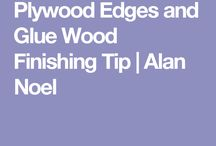 Woodworking Finishing Tips