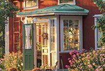 Summer house / Ideer till sommarställe