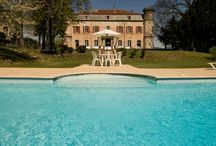 Chateau du Bijou, Provence / An exclusive use, weekend wedding venue in Provence, France.