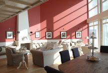 Lounge Noordzee, Hotel & Spa / Lounge van Noordzee, Hotel & Spa