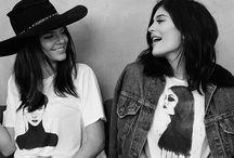 Kendall en kylie