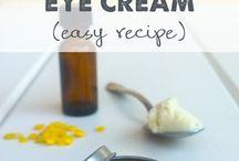 DIY All Natural Face Creams