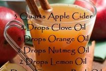young living oils beverages