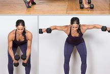 Dumbbell Workout For Women / Easy & Effective Dumbbell Workouts For Women! Exclusive exercises which you can find nowhere, but HERE only.