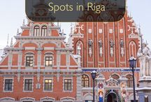 Latvia / A board with pins that will help you travel to Latvia. From city guides, things to do at the destination, itineraries and so much more. Check these pins to find the best content to help you #travel to #Latvia .