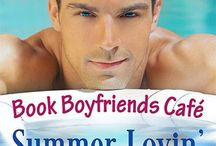 Book Boyfriends / by Kelly Collins Author