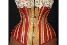 Bustle Era Corsets / Corsets from late 1860s to late 1880s