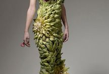 vegetable gowns