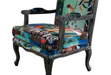 Furniture Vignettes