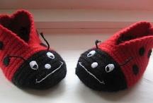 ponožky, bačkůrky, botičky