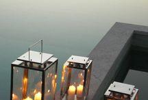 candele lanterne