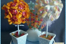 ideaa con dulces!!!!! / by CHINITA CANALES