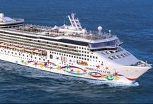 Cruise Board  / Photos from previous cruises and photos of what I hope will be my next cruise!