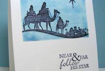 Cards - Christmas / by Kim Getty